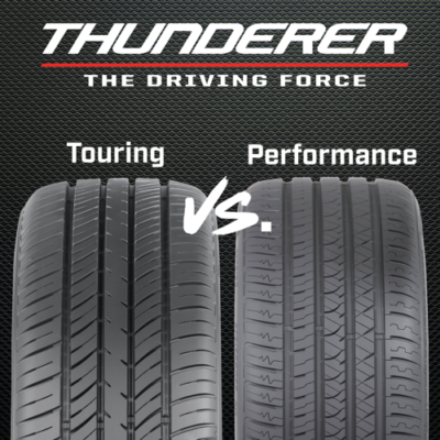Touring vs. Performance Tires – Take the Stress Out of Picking Tires.